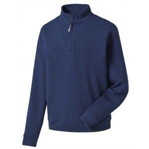 FootJoy Performance Drop Needle Pullover Navy - 27271
