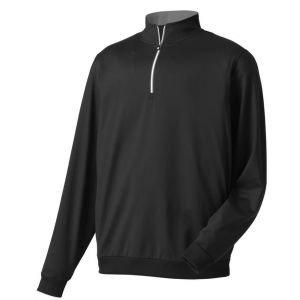 Footjoy Performance Golf Pullover Black 23038