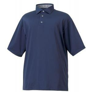 FootJoy Prodry Performance Solid Lisle Golf Shirt