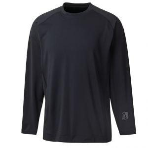 FootJoy Mens Phase One Base Layer - Black 25166