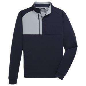 FootJoy Pique Sport Mid-Layer Golf Pullover Navy 25154