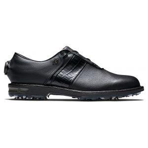 FootJoy Premiere Series Packard Boa Golf Shoes Black/Black