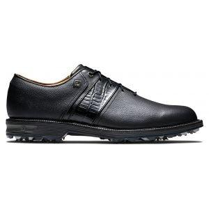 FootJoy Premiere Series Packard Golf Shoes Black/Black