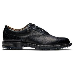 FootJoy Premiere Series Tarlow Golf Shoes Black/Black Cap Toe