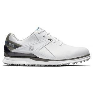 FootJoy Pro/SL Carbon Golf Shoes White/Grey 2020