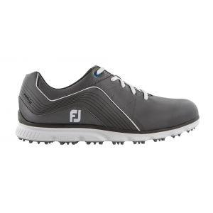 FootJoy Pro SL Spikeless Golf Shoes Grey/White - 53270