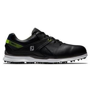 FootJoy Pro SL Golf Shoes 2020 - Black/Lime 53813