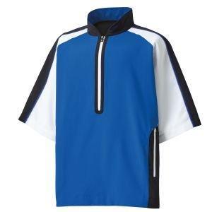 FootJoy Short Sleeve Sport Windshirt Royal - 32619