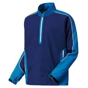 FootJoy Sport Windshirt Golf Pullover Twilight/Blue Marlin - 32648