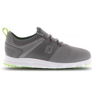 FootJoy Superlites XP Golf Shoes Grey/Lime - 58065