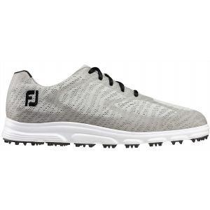 FootJoy Superlites XP Golf Shoes Light Grey - 58025
