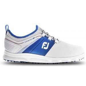 FootJoy Superlites XP Golf Shoes White/Blue/Red