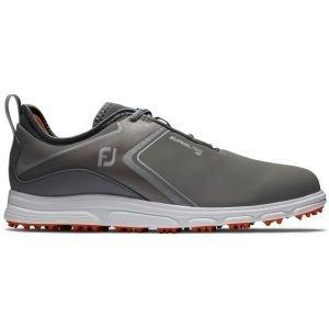 FootJoy Superlites XP Golf Shoes 2020 Grey/Orange - 58073
