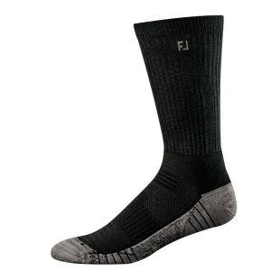 FootJoy Mens Techsof Tour Crew Socks