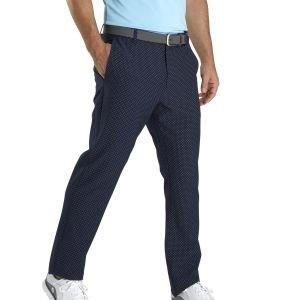 FootJoy Tour Golf Pants Navy Micro Print 29000