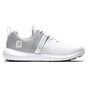 FootJoy Womens Flex Golf Shoes White