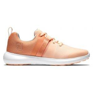 FootJoy Womens Flex Golf Shoes Peach 95757