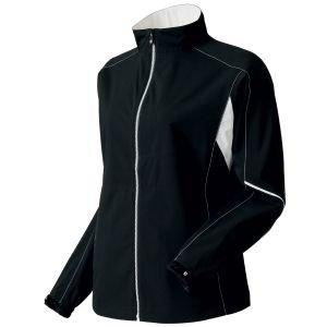 FootJoy Womens Hydrolite Rain Jacket Black - 23740