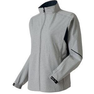 Footjoy Ladies Hydrolite Golf Rain Jacket Heather Grey 23741 Womens