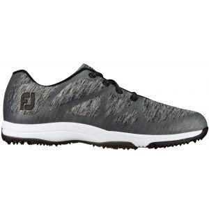 Ladies Footjoy Leisure Golf Shoes Charcoal 92904