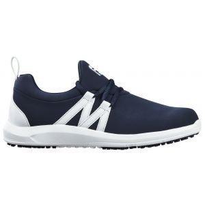 FootJoy Womens Leisure Slip On Golf Shoes Navy/White