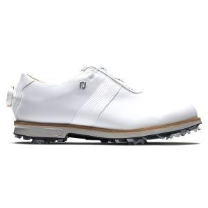 FootJoy Womens Premiere Series Boa Golf Shoes White/White