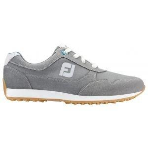 FootJoy Womens Sport Retrom Spikeless golf Shoes Grey - 92385