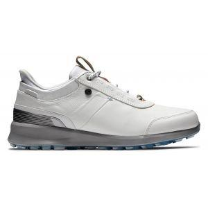 FootJoy Womens Stratos Golf Shoes Off-White