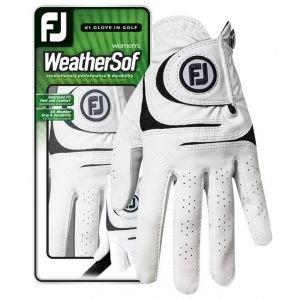 FootJoy Womens Weather Sof Golf Gloves 2020