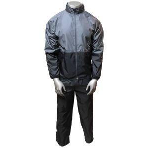 Forrester Color Block Packable Golf Rain Suit