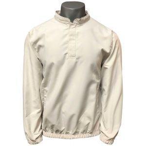 Forrester Long Sleeve Snap Neck Golf Windshirt