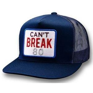 G/Fore Cant Break 80 Trucker Golf Hat - Twilight