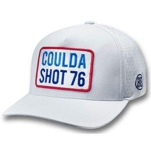 G/Fore Coulda Snapback Golf Hat 2019 Snow