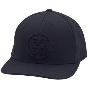 G/FORE Circle G's Snapback Golf Hat Onyx