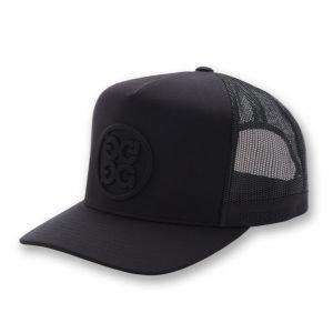 G/Fore Circle G's Trucker Golf Hat 2020 - Onyx
