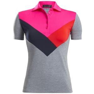 G/FORE Women's Multi V Golf Polo