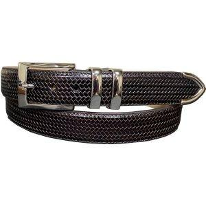 Gem Dandy Genuine Leather 32mm Golf Belt - ON SALE
