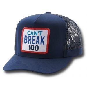G/FORE Can't Break 100 Trucker Golf Hat Twilight