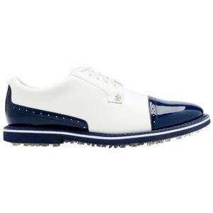 G/Fore Cap Toe Gallivanter Golf Shoes 2020 - Snow/Twilight