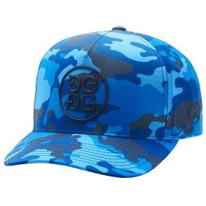 G/Fore Circle G's Camo Snapback Golf Hat