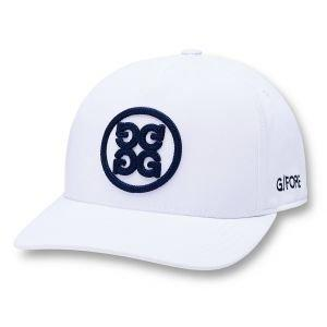G/FORE Circle G's Snapback Golf Hat Snow