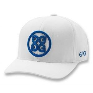 G/FORE Circle G Snapback Golf Hat Snow