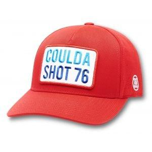 G/FORE Coulda Snapback Golf Hat Cherry