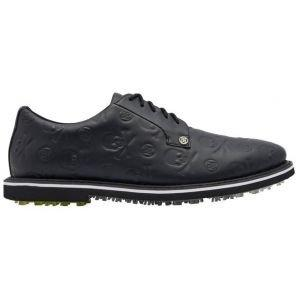 G/Fore Embossed Skull Gallivanter Golf Shoes Onyx