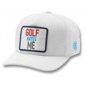 G/FORE Golf Hates Me Snapback Golf Hat Snow
