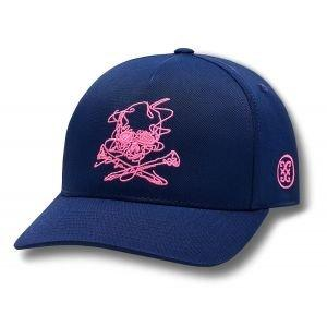G/FORE Killer T's Sketch Snapback Golf Hat Twilight