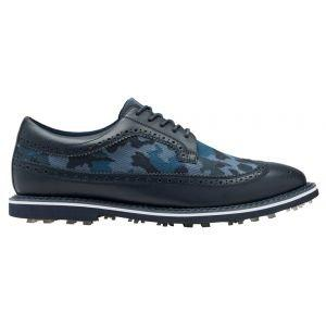 G/Fore Knit Camo Longwing Golf Shoes Twilight