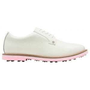 G/Fore Limited Edition Seasonal Gallivanter Golf Shoes Snow/Blush