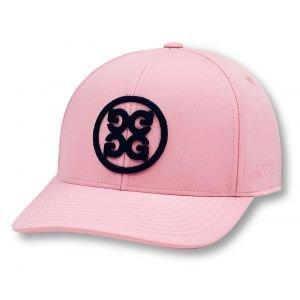 G4 Limited Edition Seasonal Snapback Golf Hat Blush