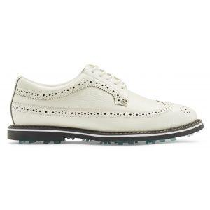 G/FORE Longwing Gallivanter Golf Shoes Snow/Charcoal